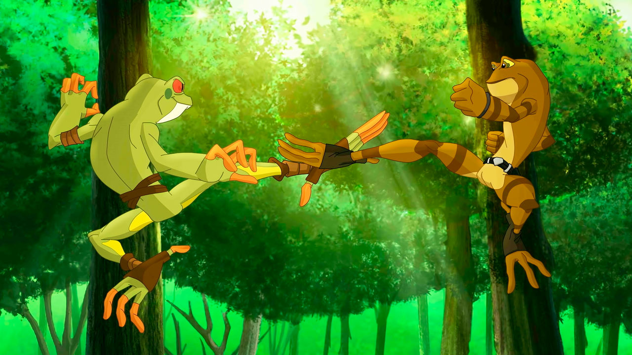 kulipari an army of frogs netflix official site